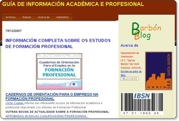 http://orientacion.blogia.com